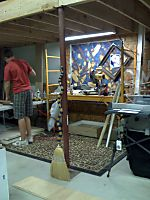 My main man in my workshop