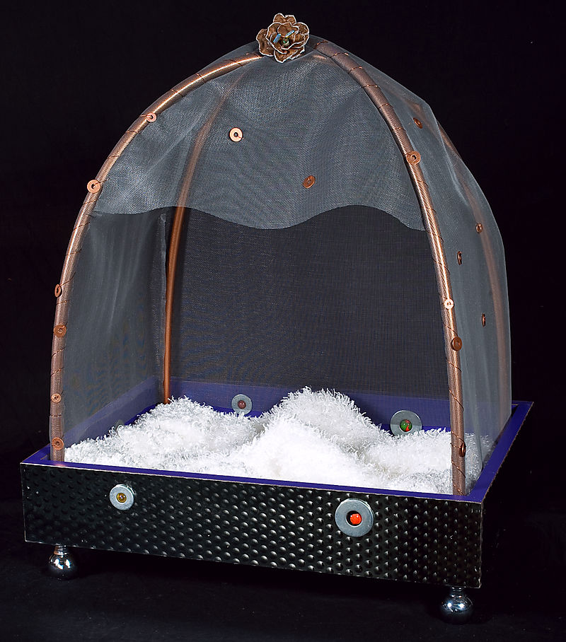 The Smucci Bubble Bed by ddkdesigns