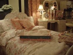 Designer ballerina pet bed by ddkdesigns